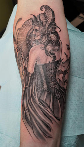 masked-girl-tattoo-twin-cities