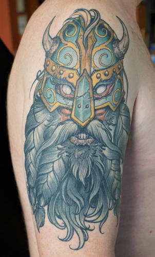 viking-arm-tattoo
