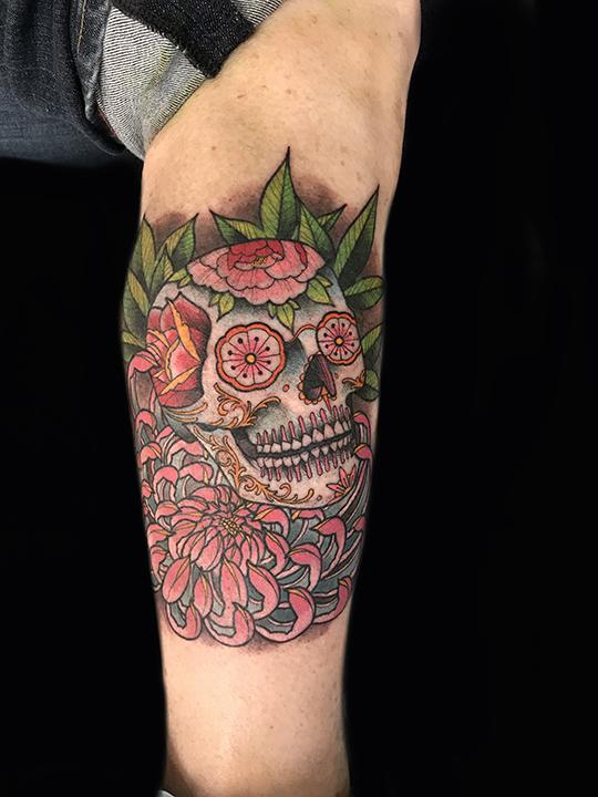 Zack - Uptown Tattoo MInneapolis - Tattoos Twin Cities MN